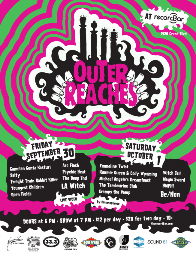 Outer Reaches 2016 Poster