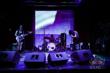 L.A. Witch @ Outer Reaches 2016. Photo courtesy of Sound 81 Productions