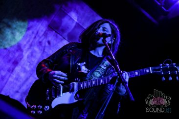 Emmaline Twist @ Outer Reaches 2016. Photo courtesy of Sound 81 Productions