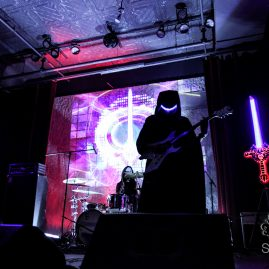 Magic Sword @ Outer Reaches 2016. Photo courtesy of Sound 81 Productions