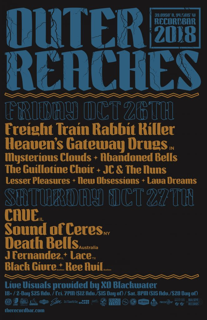 Outer Reaches 2018 Flyer